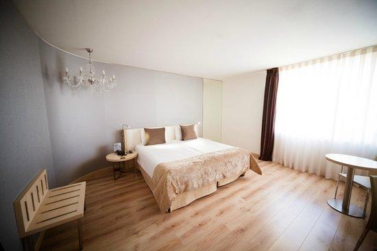 Abba Berlin Hotel: Zimmer