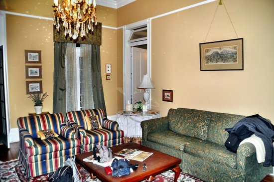 Five Continents Bed and Breakfast: European Suite