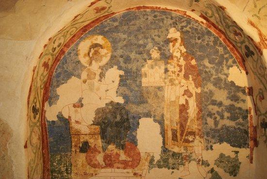 Saviour Church on Nereditsa: Fresco 5