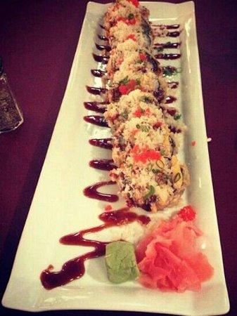 Fuji Sushi: Godzilla Roll