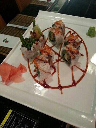 Fuji Sushi: Spider Roll