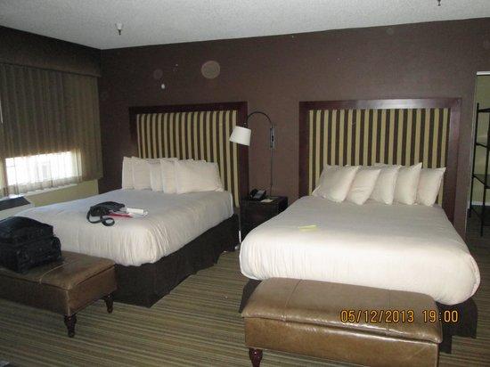 El Tovar Hotel: Zane Gray suite bedroom