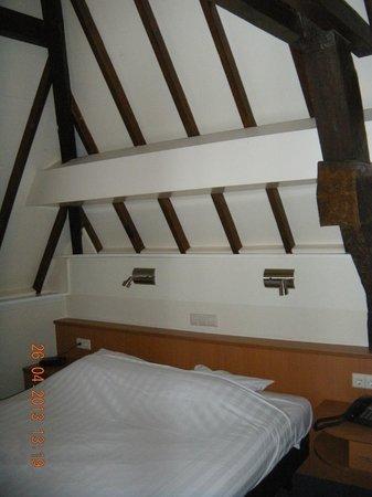 Hotel de Ark: camera con tetto spiovente