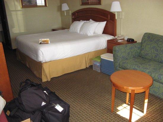 Quality Inn of Van Horn: room 117