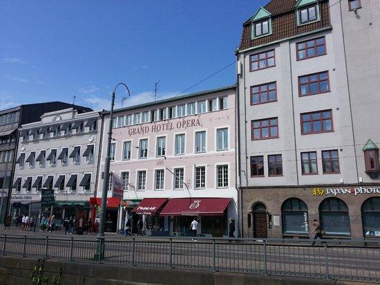 ProfilHotels Hotel Opera : Bild av Hotell