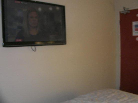 Metro Inns Teesside: Flat screen tv