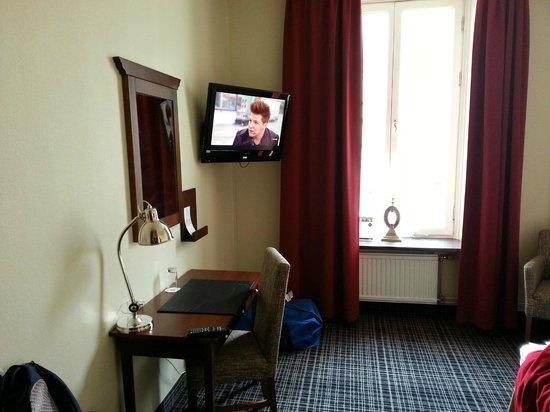 ProfilHotels Hotel Opera : Hotellrum