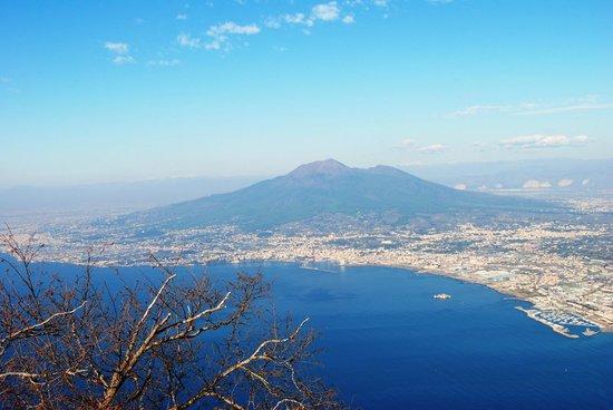 Vico Equense, Italia: vesuvio e .. dintorni