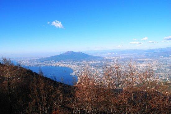Monte Faito e Panorama: meraviglioso