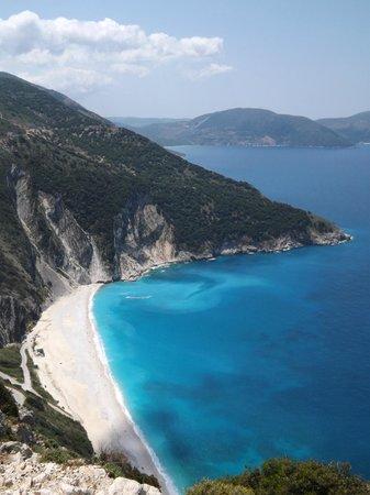 Tesoroblu Hotel & Spa: Myrtos Beach
