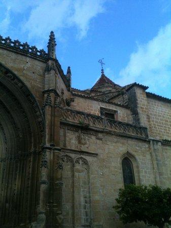 Iglesia de San Pablo: Detalle de la Iglesia