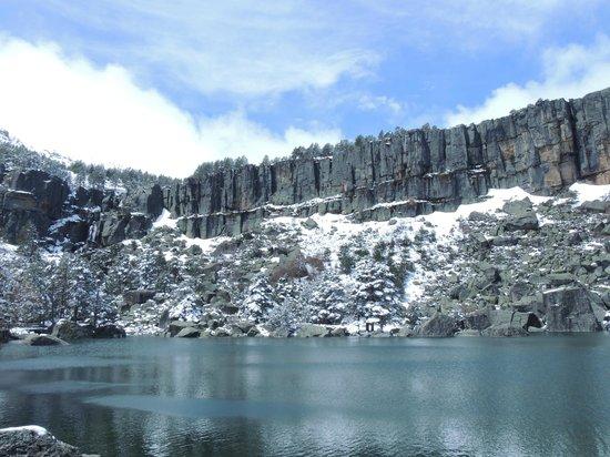 Vinuesa, إسبانيا: Laguna Negra