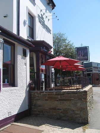 The Westbourne: Heated Beer Terrace