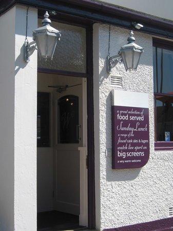 The Westbourne: Bryn Y Mor Road Entrance