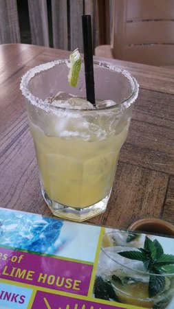 Old Key Lime House: Margarita