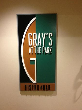 Hilton Vancouver Washington: Grays Restaurant