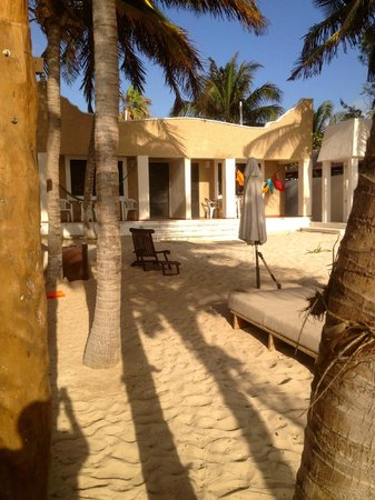 Playa La Media Luna Hotel: Bungalows