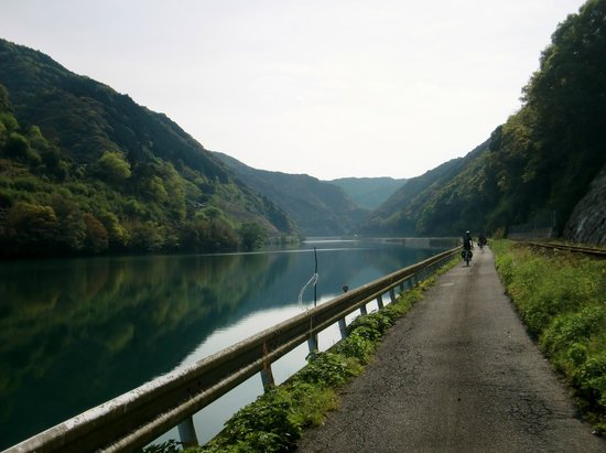Japan Biking - Day Tours: Kuma river