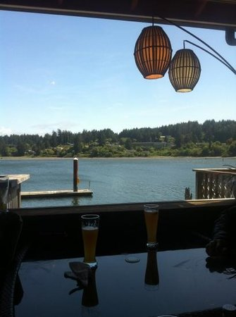 Kelly's Cantina: awesome view