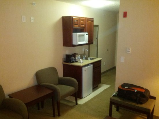 Holiday Inn Express & Suites Tipp City: King Suite