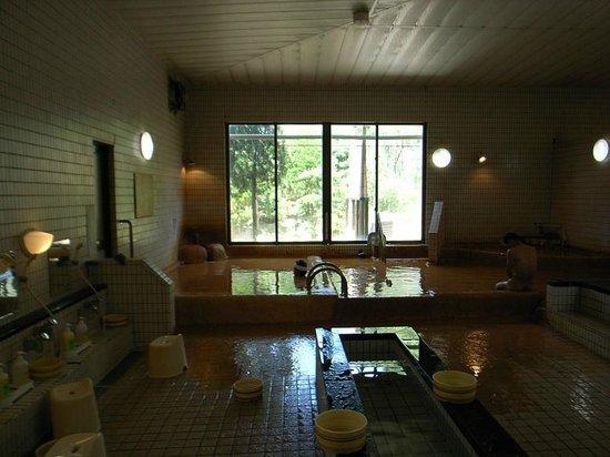 Hanayamaonsen: 大浴場