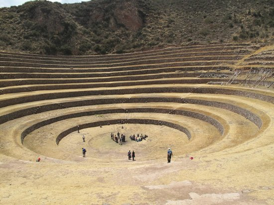 how to get to moray from cusco