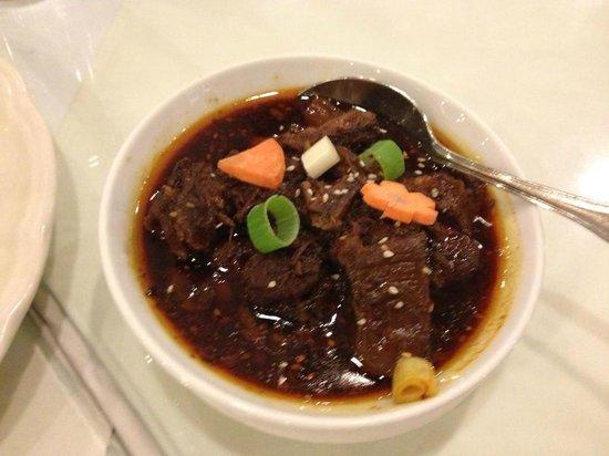 Korea Garden Restaurant Beef Stew