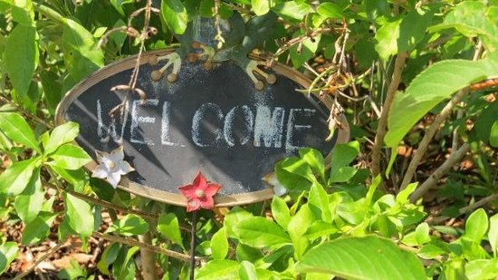 Cinnamon Inn Bed & Breakfast: Welcome
