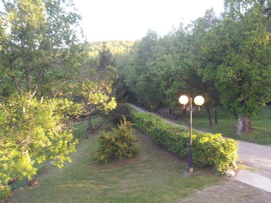 Hotel Residence Sant'Uberto: zona arrivo