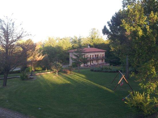 Hotel Residence Sant'Uberto: dalla camera