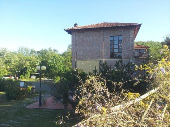 Hotel Residence Sant'Uberto: struttura