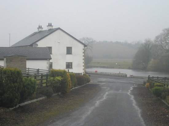 Corrigan's Shore House: Arriving at Corrigan's Guest House