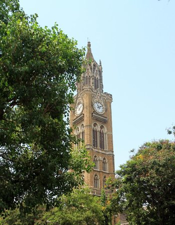 Rajabai Clock Tower: Rajbai Clock Tower