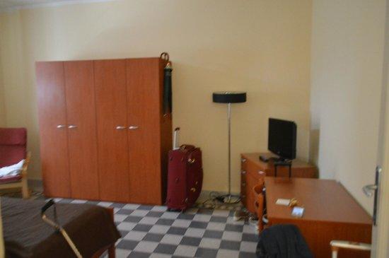 Trianon Borgo Pio Residence: Um dos quartos