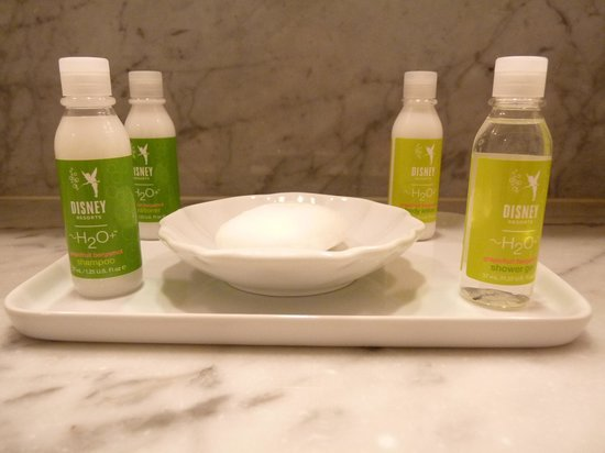 Disney's Beach Club Resort: Bath amenities