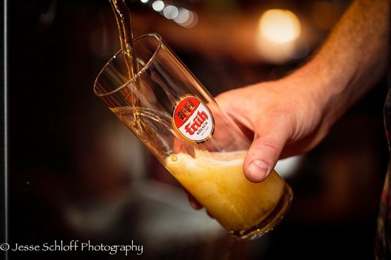 Vermont ale house : Beer flowing perfectly
