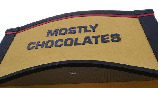 Mostly Chocolates