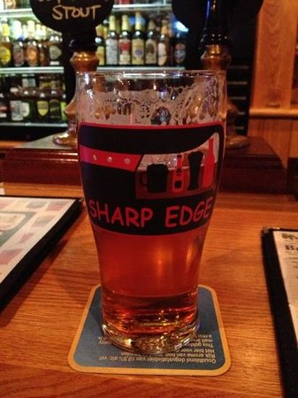 Sharp Edge Beer Emporium : Add a caption