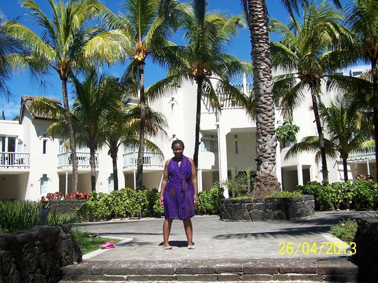 Ambre Resort & Spa: grounds