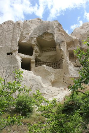Travel Turkey - Day Tours: South Cappadocia