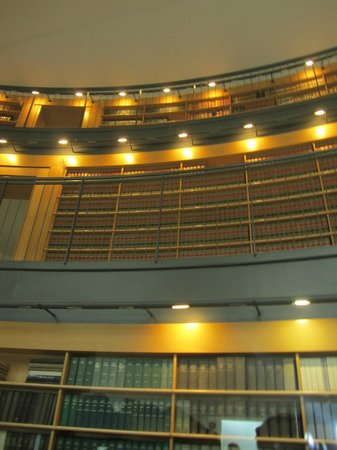 The Supreme Court of Israel : Law library