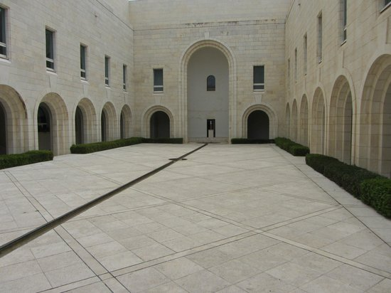 The Supreme Court of Israel : Exterior
