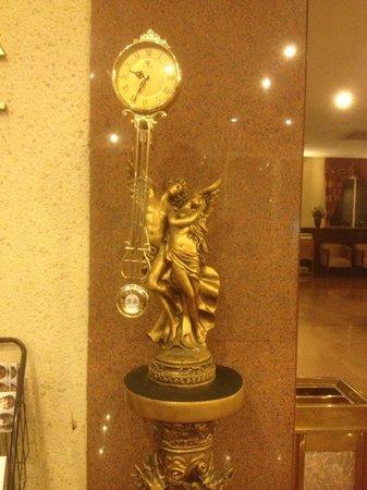 Maidza Hotel: Lobby