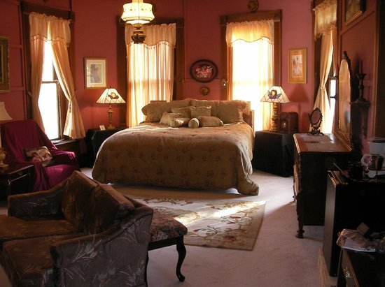 Riverview Mansion Hotel: suite sweet