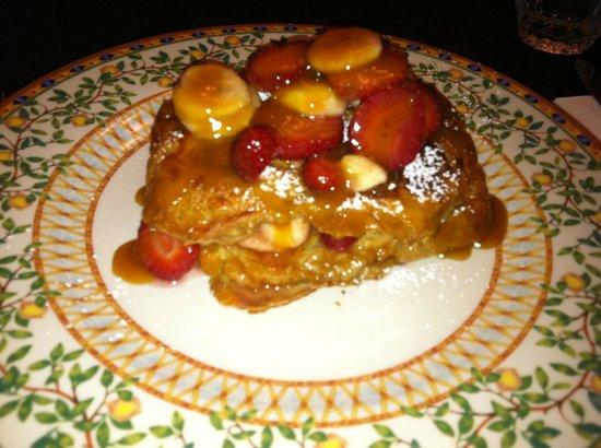 Lamb's Inn Bed & Breakfast: Yummy breakfast!