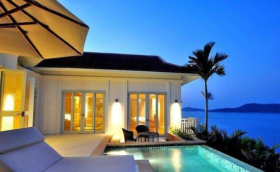 Amatara Resort & Wellness: Pool Villa private pool