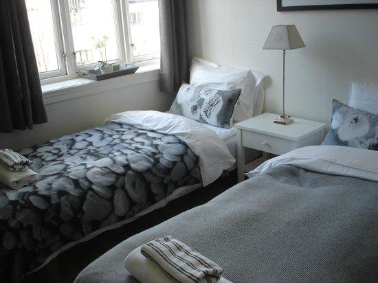 Ellingsens Pensjonat : 2 single beds