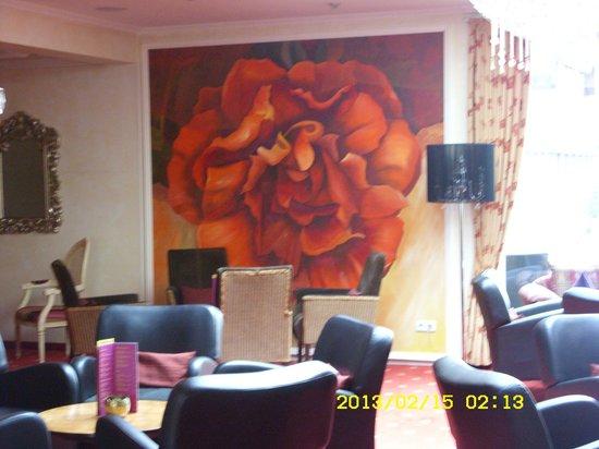Hotel Rosenstock: Das Logo des Hotels  wg. Einstellungsfehler stimmen die Daten auf den Fotos nicht!