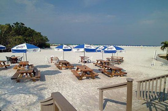 The Beach Picture Of Wyndham Garden Fort Myers Beach Fort Myers Beach Tripadvisor