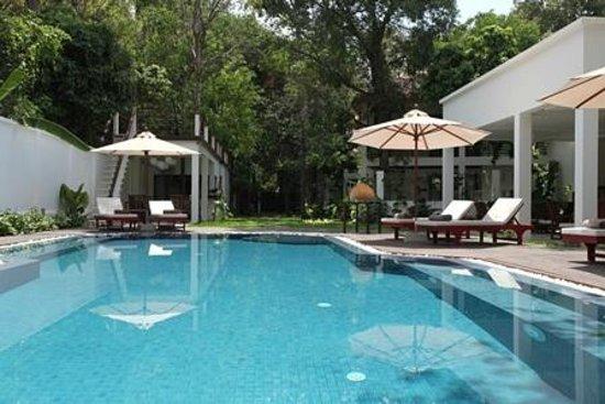 Natura Resort: Pool